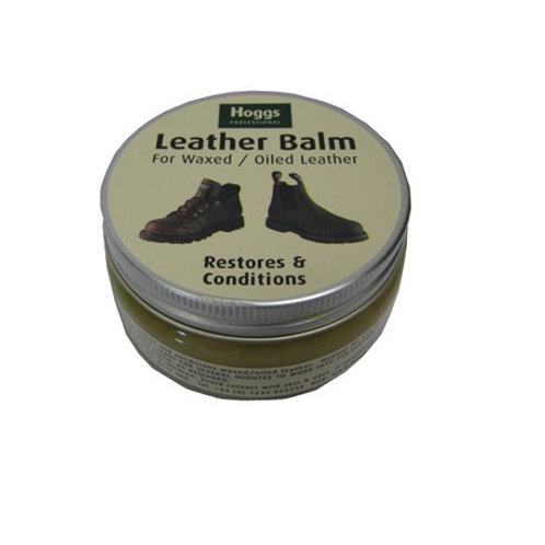HOGGS OF FIFE LEATHER BALM 100ml