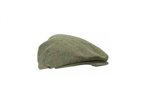 DEERHUNTER DRIED HERB MOORLAND FLAT CAP