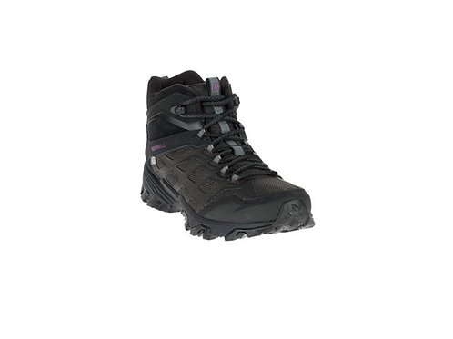 MERRELL BLACK LADIES MOAB FST ICE AND THERMO WALKING BOOTS