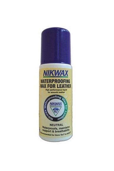 NIKWAX NEUTRAL WATERPROOFING WAX FOR LEATHER 125ml