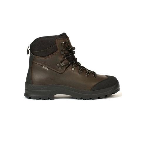 Aigle Dark Brown Laforse MTD Boots