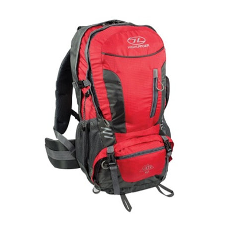HIGHLANDER RED HIKER 30 RUCKSACK