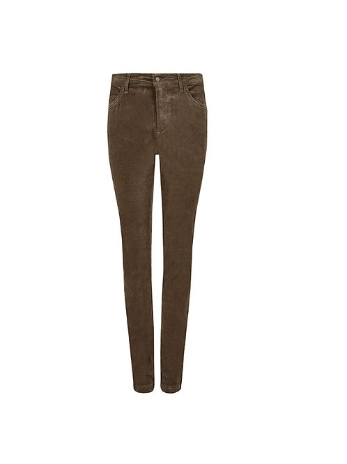 DUBARRY MOCCA HONEYSUCKLE CORD TROUSERS