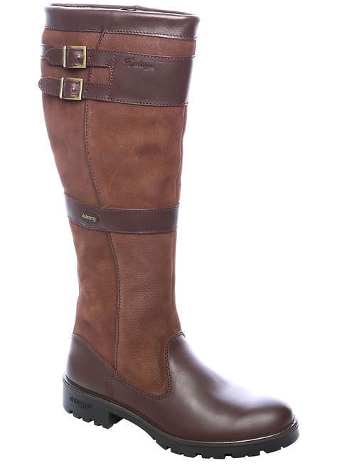 Dubarry Walnut Longford Boots