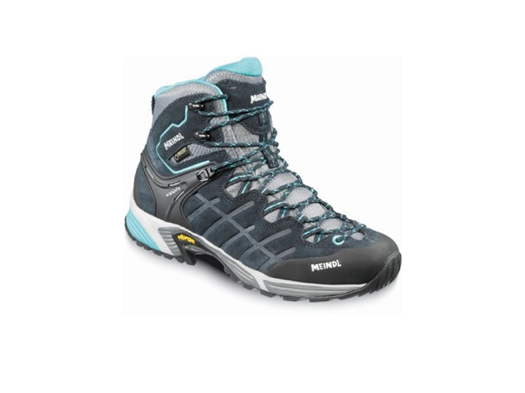 f8ec312042c MEINDL NAVY TURQUOISE KAPSTADT LADY GTX WALKING BOOTS
