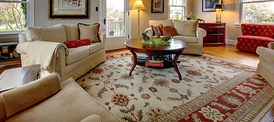 Cleaned Area Rugs
