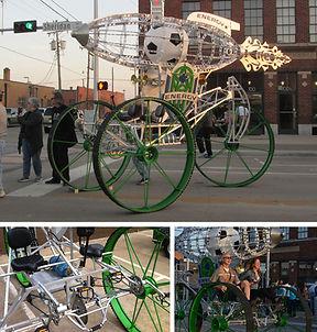 Energy FC Trike (industrial design)