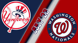 Garrett Cole vs Max Scherzer to kick off the 2020 MLB Season!