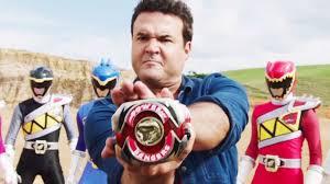 Original Red Power Ranger Returns