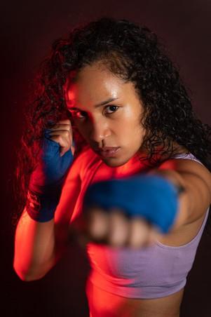 Boxing- Jab