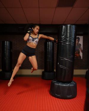 Superwoman Punch