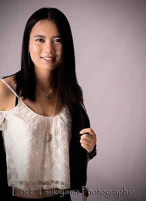 Liulin Zhang 张榴琳 photo by Erick Tsukiyama