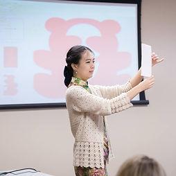 张榴琳 Liulin Zhang_ Papercutting Class