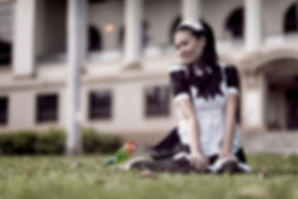 Liulin Zhang张榴琳_ Photo by Edison Firme