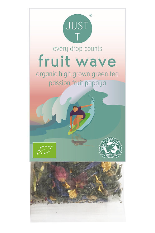 FRUIT WAVE Convenience Tea Bag (60pc)