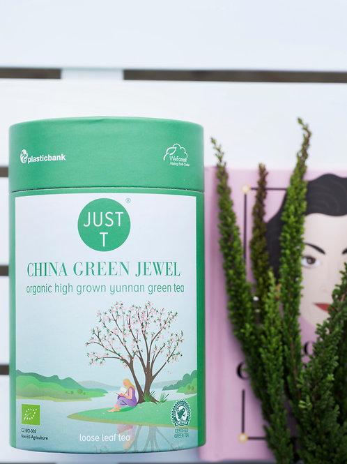 CHINA GREEN JEWEL LOOSE TEA (125gr)
