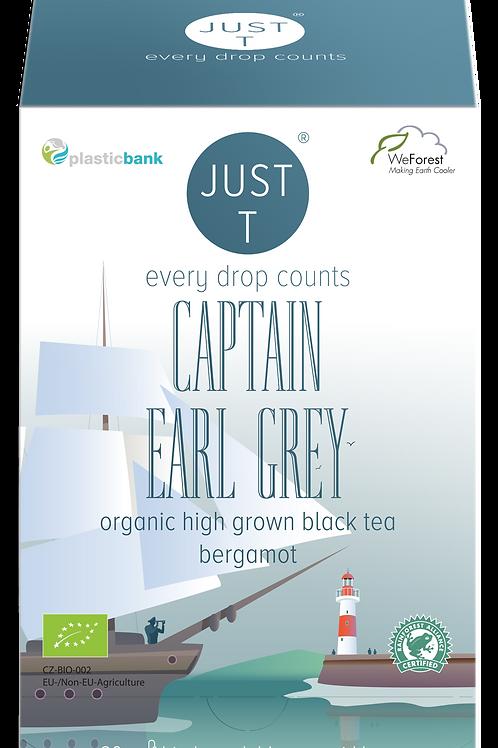 CAPTAIN EARL GREY (20 Pyramid tea bags)