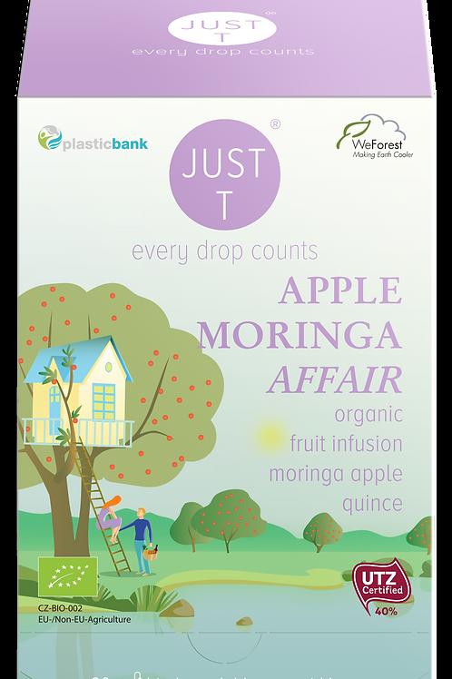 APPLE MORINGA AFFAIR (20 Pyramid tea bags)