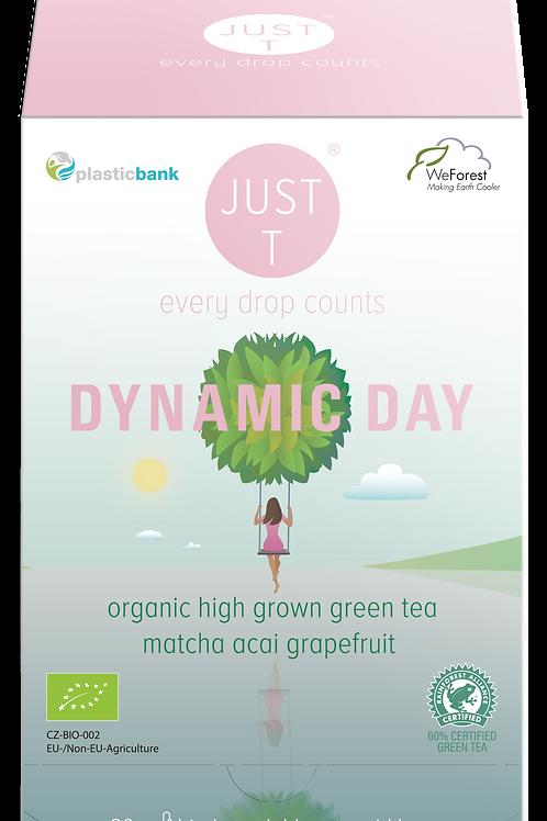 DYNAMIC DAY (20 Pyramid tea bags)