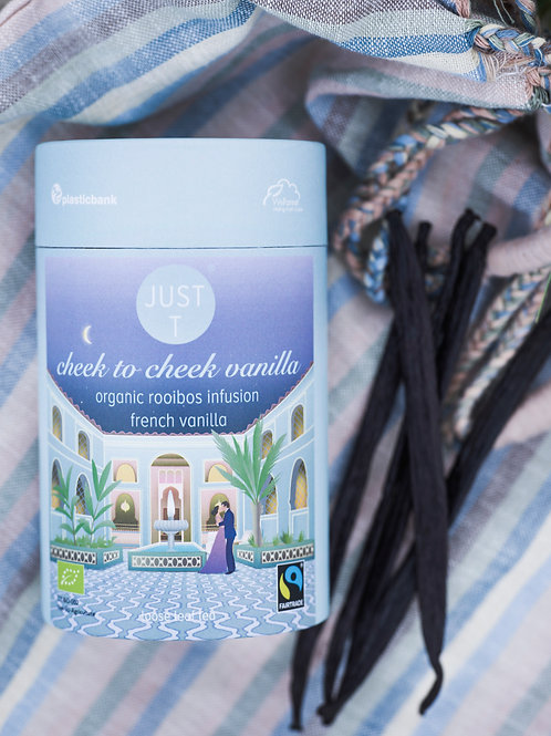 CHEEK TO CHEEK VANILLA LOOSE LEAF (125gr)