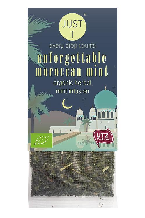 UNFORGETTABLE MOROCCAN MINT Convenience Tea Bag (60pc)