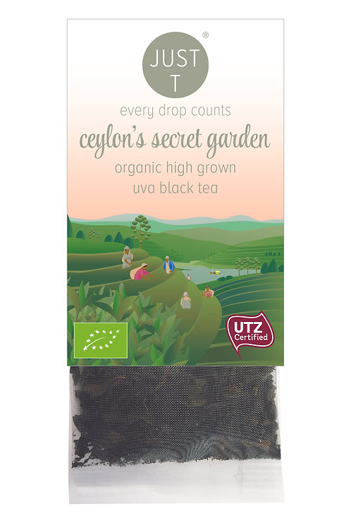 CEYLON´S SECRET GARDEN Convenience Tea Bag (60pc)