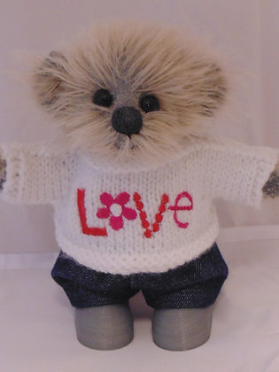 8 Inch 'LOVE' Jumper Only