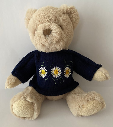 12 Inch  Daisies Jumper Only