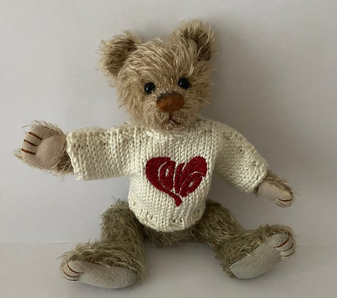 8 Inch LOVE Jumper Only