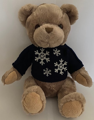 15 Inch 'Snowflakes' Jumper Only