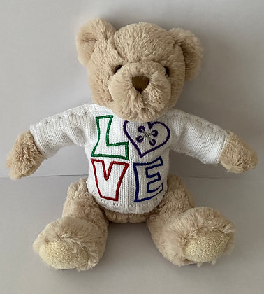 15 Inch LOVE Jumper Only