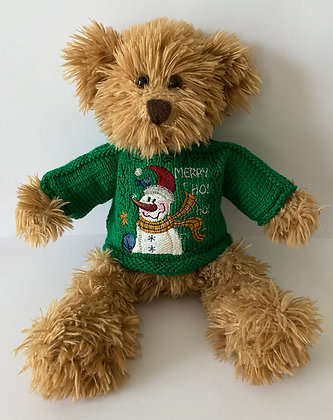 12 Inch 'Merry Ho Ho' Jumper Only
