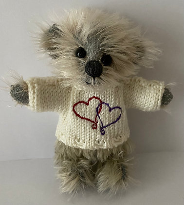 5 Inch Hearts Entwined Jumper Only