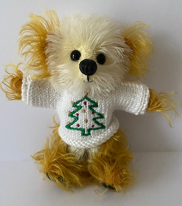 8 Inch 'Christmas Tree Outline' Jumper Only