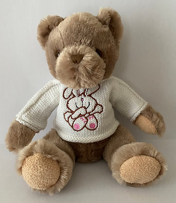 12 Inch  Cartoon Bunny Jumper Only