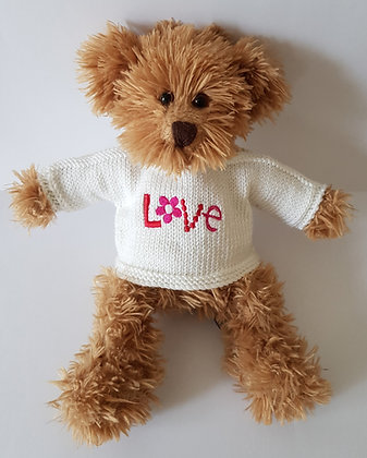 15 Inch 'LOVE' Jumper Only