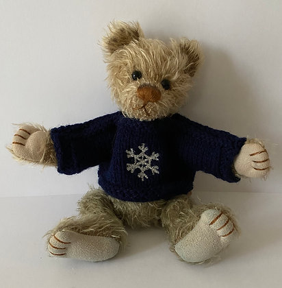 8 Inch 'Snowflake' Jumper Only