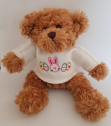 12 Inch Bunny and Eggs Jumper Only
