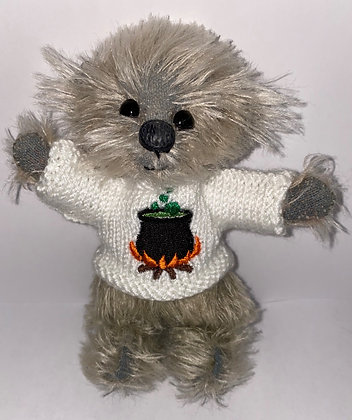 5 Inch Halloween Cauldron Bubble Jumper Only
