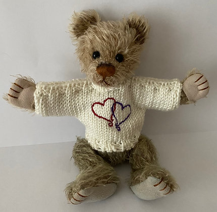 8 Inch Hearts Entwined Jumper Only