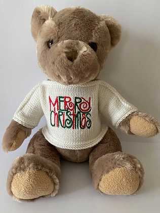 15 Inch 'Merry Christmas' Jumper Only