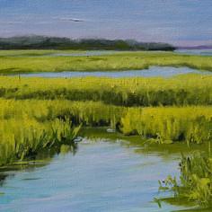 Savannah's Intracoastal Waterway