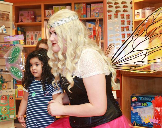 Fairy Catlin - The Mini Time Machine Museum