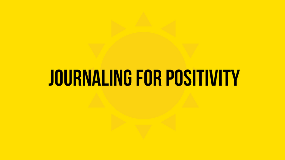 Journaling for Positivity