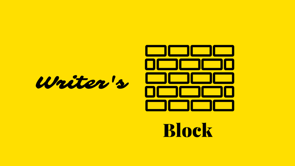 Writer's Block: What I learned