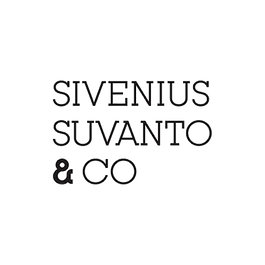 Sivenius Suvanto & Co logo. Catering asiakas