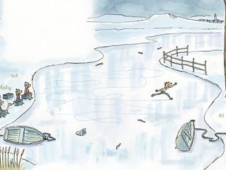 Ilustraciones para Versos de Deportes