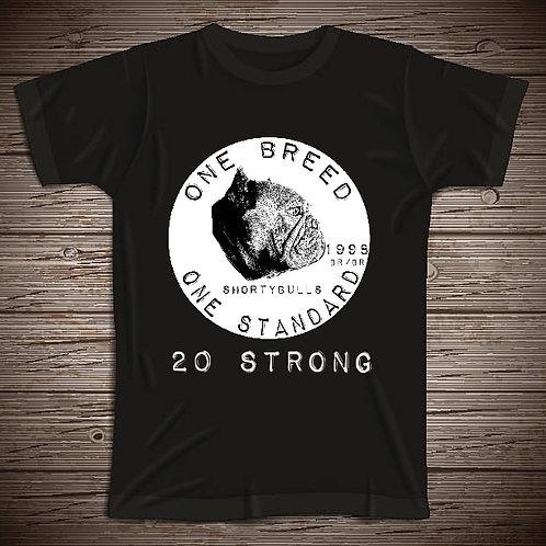 Shortybull (20 Strong)