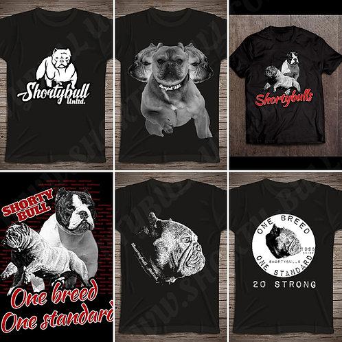 Shortybull Big Box (6 shirts)