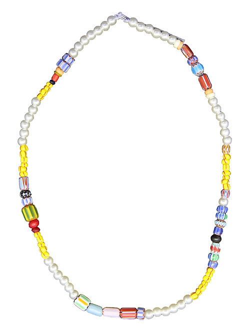 Unique Beads Necklace 2